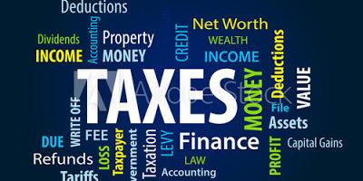 pembagian pajak